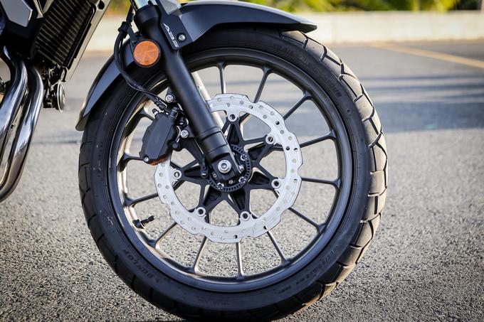 Honda CB500X 2019 - môtô cho người mê phượt giá 188 triệu
