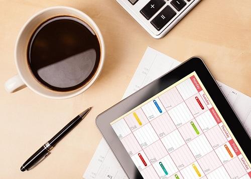 Cách xếp lịch hẹn bằng tiếng Anh