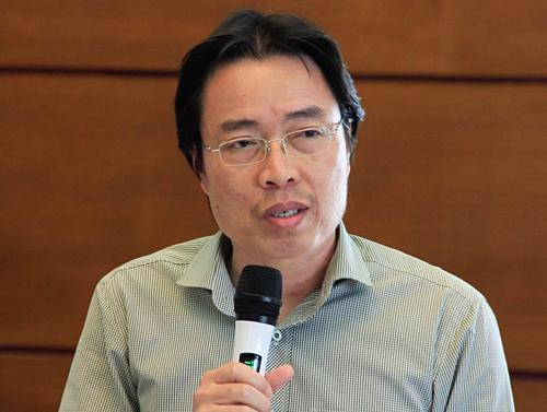 Cục trưởng Trẻ em Đặng Hoa Nam. Ảnh: Dương Tâm