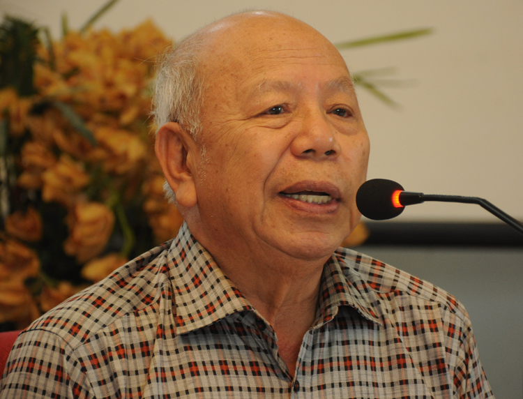 Giáo sư Nguyễn Đăng Hưng. Ảnh: Viết Tuân
