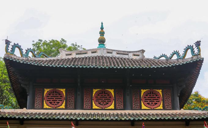 Đền thờ vua Hùng gần trăm tuổi ở trung tâm Sài Gòn