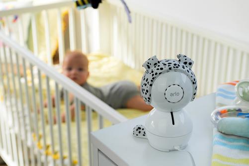 Camera giám trẻ con thường chỉ có góc quay hẹp và không thể lưu trữ dữ liệu.
