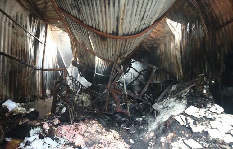 Cháy nhà xưởng ở Hà Nội, 8 người chết - Ảnh 4