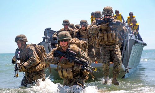 Quân đội Mỹ lên phương án răn đe Nga, Trung ở Venezuela - ảnh 1