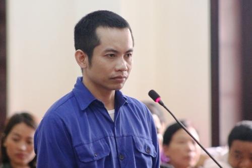 Đồng bọn của Thu là Nguyễn Văn Tuấn, cựu giám đốc công ty TNHH Hồng An Phong bị tuyên phạt 17 năm tù. Ảnh: Giang Chinh
