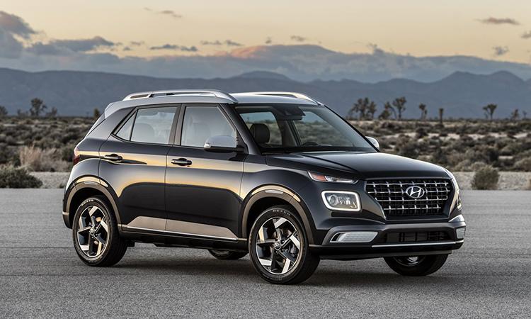 Hyundai Venue 2020 - đàn em của Kona ra mắt thế giới