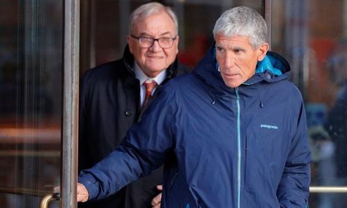 William Rick Singer hầu tòa ở Massachusetts ngày 12/3. Ảnh: AFP.
