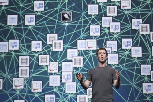 Facebook đang sở hữu lượng dữ liệu khổng lồ từ hơn 2,2 tỷ người dùng.