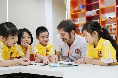 Năm học 2019-2020 Vinschool triển khai chương trình song ngữ hệ Mỹ  - 1