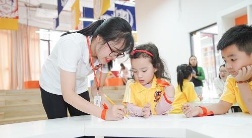 Năm học 2019-2020 Vinschool triển khai chương trình song ngữ hệ Mỹ  - 3