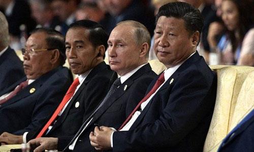 Trung Quốc mời Triều Tiên dự thượng đỉnh Vành đai và Con đường - ảnh 1