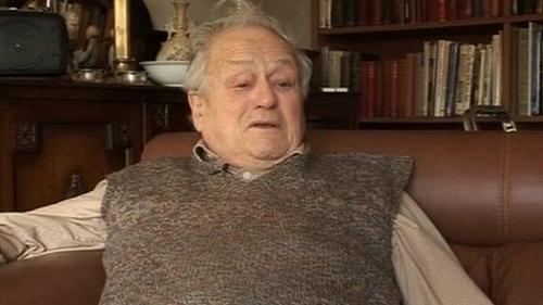 Jim Templeton tại Anh năm 2008. Ảnh: BBC.