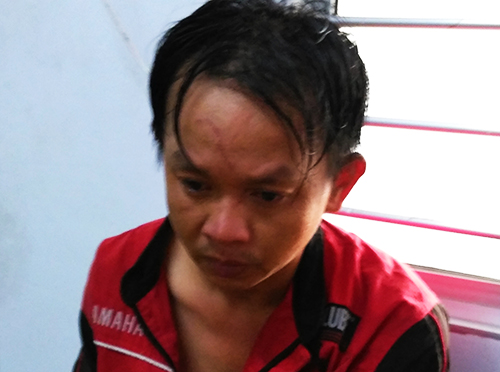 Chủ tiệm vàng ở Tiền Giang chống trả tên cướp có roi điện - ảnh 1