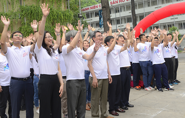 Các đại biểu dự kỷ niệm Ngày Sở hữu trí tuệ thế giới 2019.