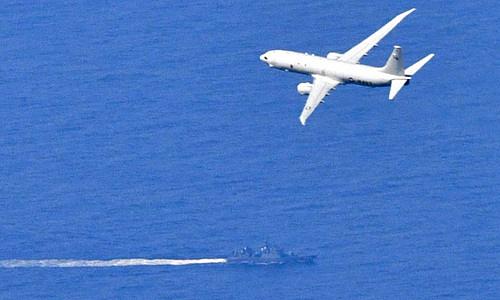 Nhật - Mỹ không tin Trung Quốc tìm được xác tiêm kích F-35A rơi -