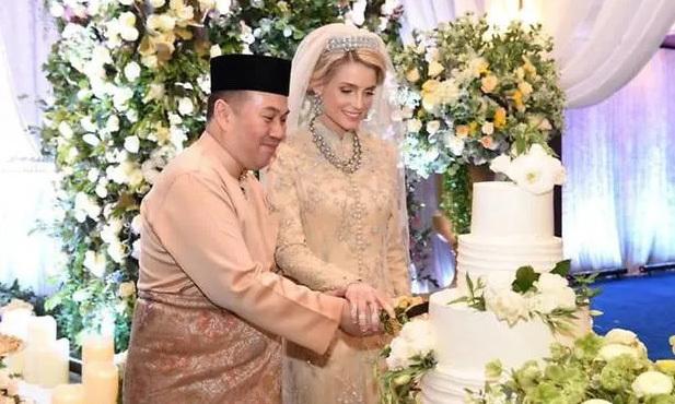 Thái tử Malaysia tổ chức đám cưới với thường dân Thụy Điển -