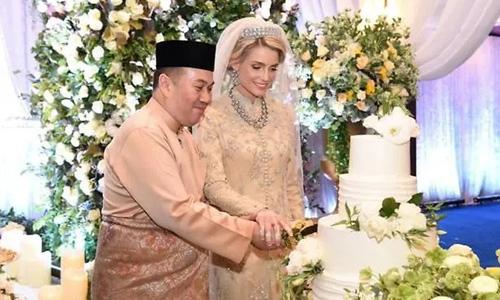 Thái tử Malaysia tổ chức đám cưới với thường dân Thụy Điển - ảnh 1