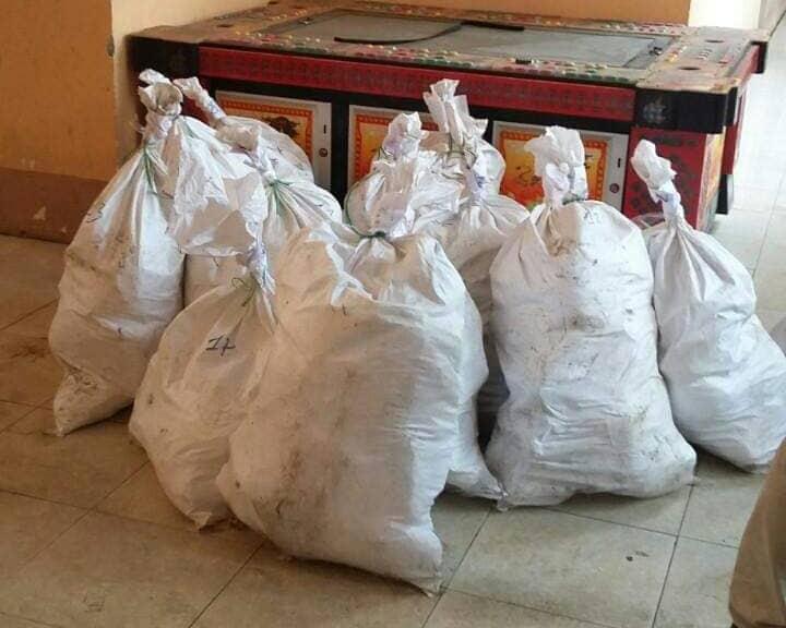Đêm phi tang 700 kg ma tuý đá của ba thanh niên Nghệ An - ảnh 4