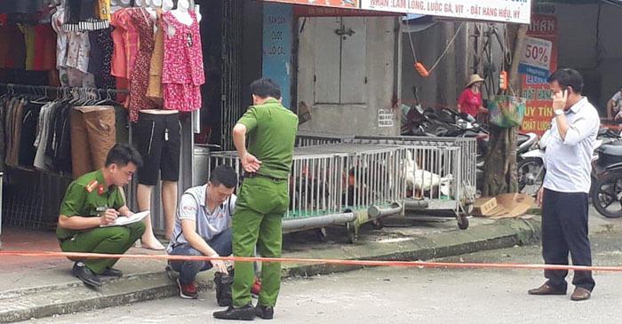 Camera tố chủ nhân đánh chết kẻ trộm gà tại Thái Bình -