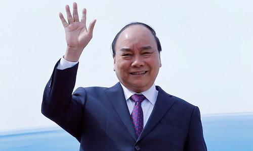 Thủ tướng Nguyễn Xuân Phúc. Ảnh: TTXVN.