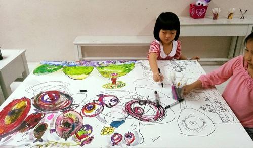 Trại hè nghệ thuật giúp trẻ khám phá năng khiếu, đam mê