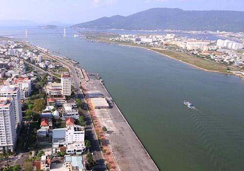 Đà Nẵng 5 năm chưa xong quy hoạch sông Hàn - ảnh 1