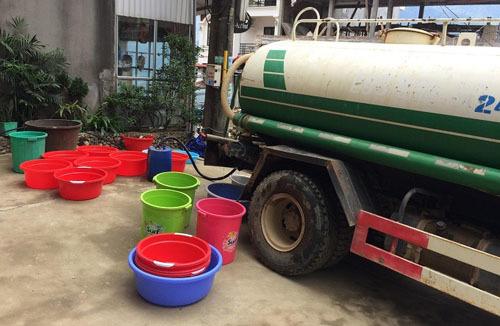 Sa Pa vận động dân bỏ trồng lúa để nhường nước cho sinh hoạt - VnExpress