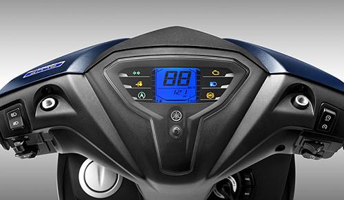 Những điểm nhấn trên xe tay ga thể thao Yamaha FreeGo - 1