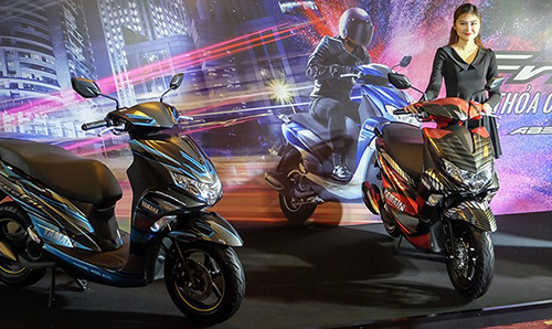 Những điểm nhấn trên xe tay ga thể thao Yamaha FreeGo - 8