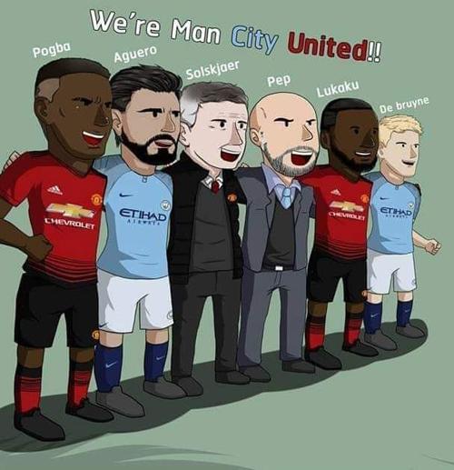Với nhiều fan Man Utd lúc này.