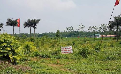 Thanh tra Chính phủ công bố kết quả rà soát kết luận thanh tra đất đai ở Đồng Tâm của Hà Nội
