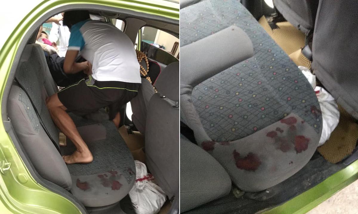 Tài xế Matiz chở người tai nạn đi bệnh viện mà 'không sợ vạ lây'