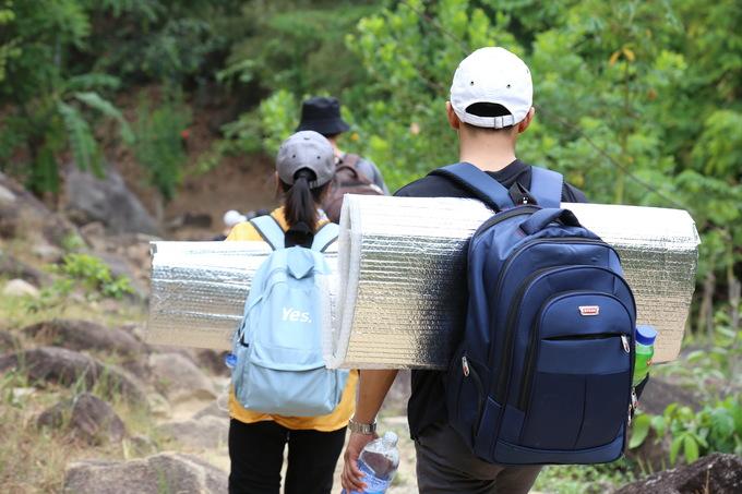 Núi Chứa Chan - 'nóc nhà' ở Đồng Nai
