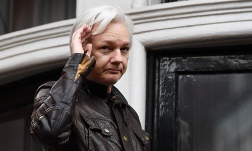 Ông chủ WikiLeaks bị Anh kết án tù 50 tuần