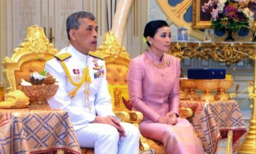 Cuộc sống kín tiếng của Quốc vương Thái Lan - ảnh 2