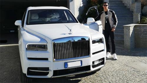 Cristiano Ronaldo sở hữu siêu xe Bugatti hàng độc - 1