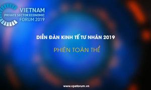 Diễn đàn kinh tế Tư nhân Việt Nam