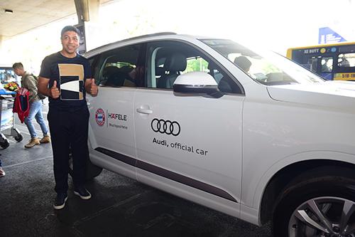 Audi đưa huyền thoại của FC Bayern đến Việt Nam - 2