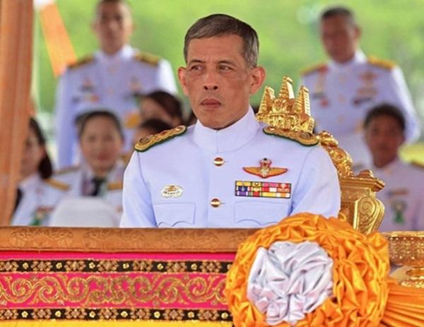 Quốc vương Thái Lan Maha Vajiralongkorn. Ảnh: Reuters.
