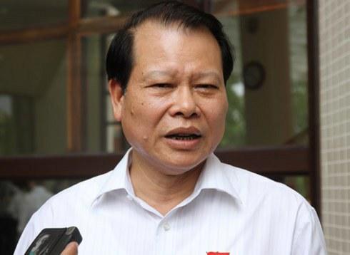 Nguyên Phó Thủ tướng Vũ Văn Ninh. Ảnh: Nguyễn Hưng.