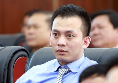 Ông Nguyễn Bá Cảnh tại kỳ họp HĐND TP Đà Nẵng cuối tháng 12/2018. Ảnh: Nguyễn Đông.