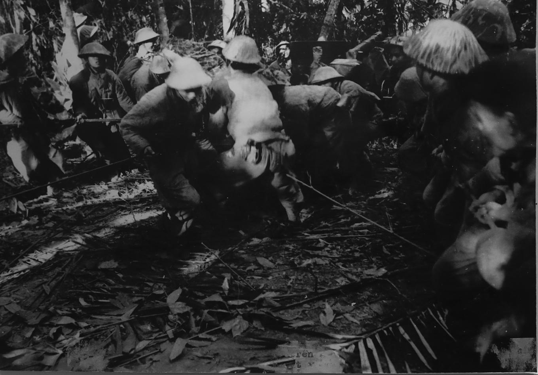 Những hình ảnh về chiến dịch Điện Biên Phủ