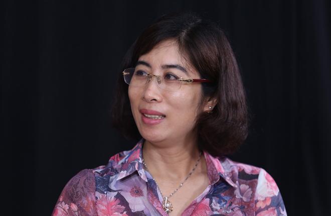 Bà Phan Thị Thu Hiền. Ảnh: Gia Chính