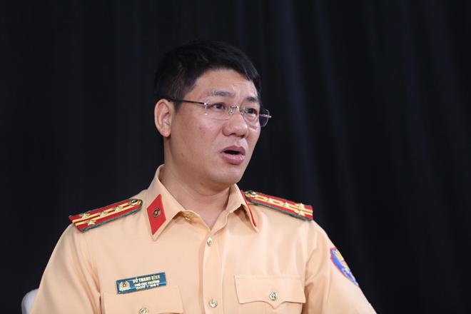 Đại tá Đỗ Thanh Bình. Ảnh: Gia Chính