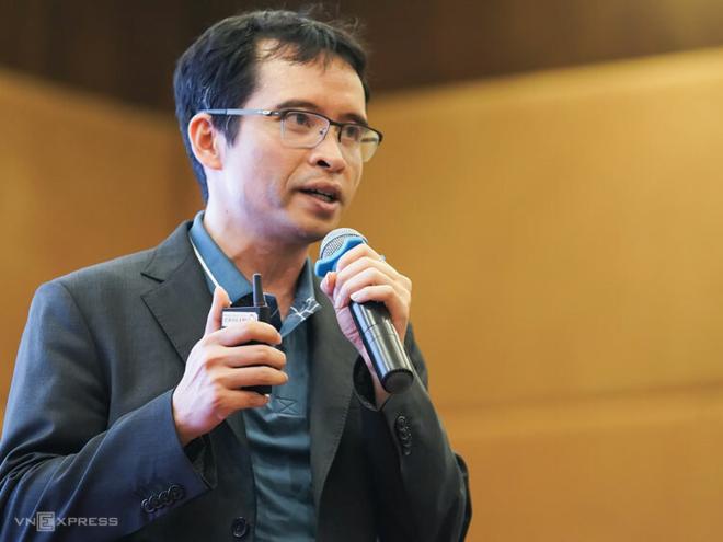 Tiến sĩ Bùi Hải Hưng lần đầu nói về nhiệm vụ tại Viện nghiên cứu AI