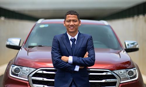Tiêu chí lựa chọn xe hơi của cầu thủ - doanh nhân Nguyễn Anh Đức