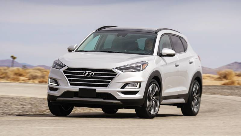 So sánh Hyundai Tucson và Honda CR-V?