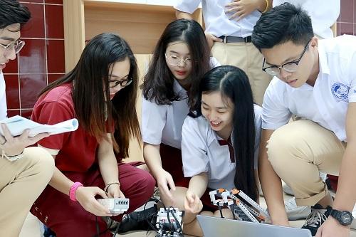 Trường quốc tế Asian School có nhiều giải học sinh giỏi năm 2018-2019