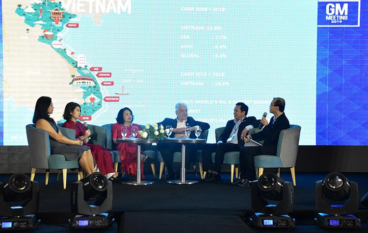 Các đại biển Các Tổng Giám đốc Khách sạn và Resort Việt Nam