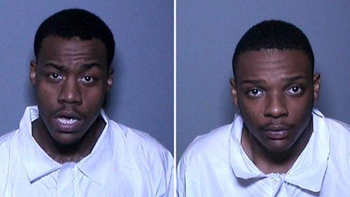Hai nghi phạm Giovanni Solomon Guy, 20 tuổi (trái) và Gregory Walker, 19 tuổi. Ảnh:Orange County district attorneys office